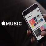 Apple music festeggia i 30 Milioni di Abbonati
