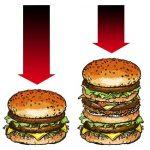 Rivoluzione nel cibo negli Stati Uniti, da oggi calorie sulle confezioni
