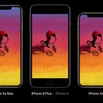 Presentati i nuovi Iphone Xs, Xs Max e Xr