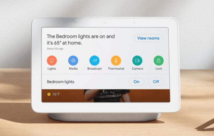 Google Nest Hub cos'è