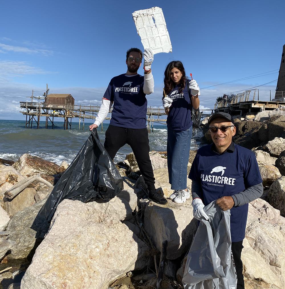 Ambiente, Plastic Free raccoglie oltre 4 tonnellate di plastica in soli sette mesi